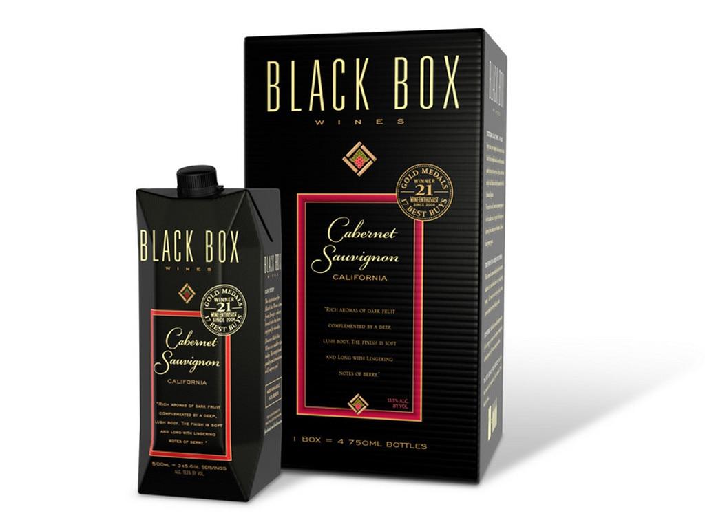 Fabulist, Black Box Wines