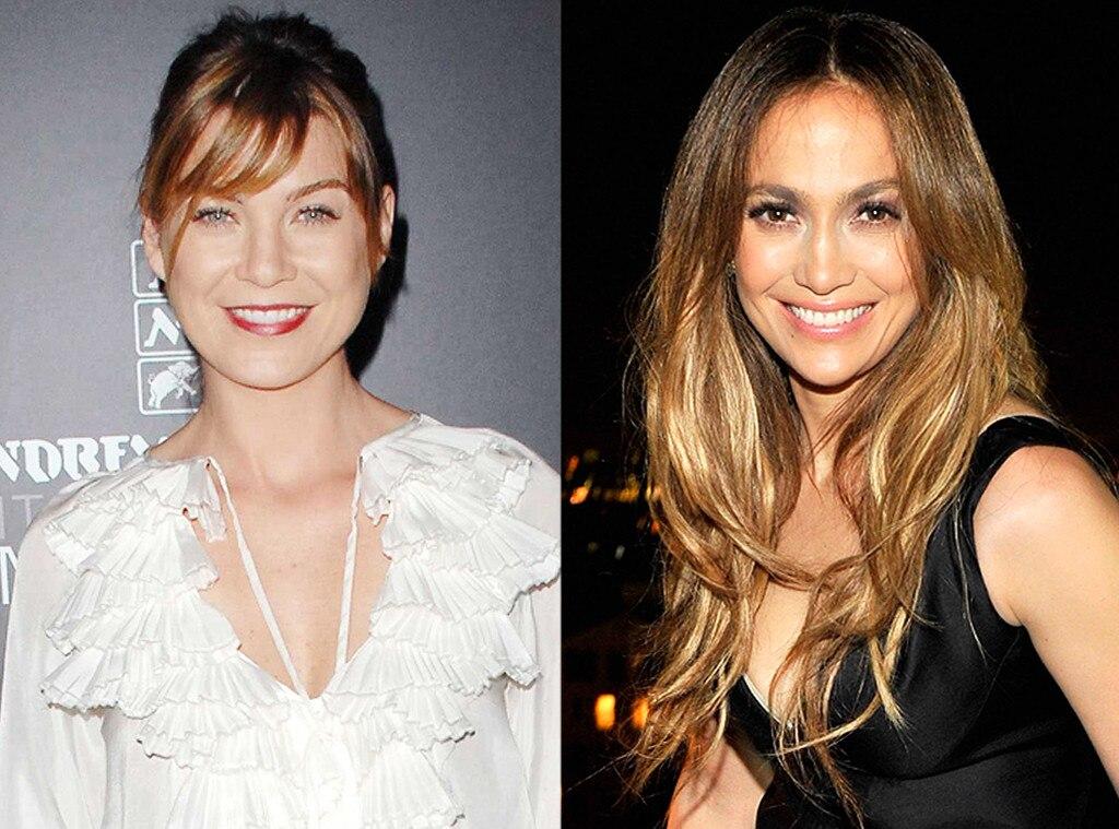 Jennifer Lopez, Ellen Pompeo, Same Age Gallery
