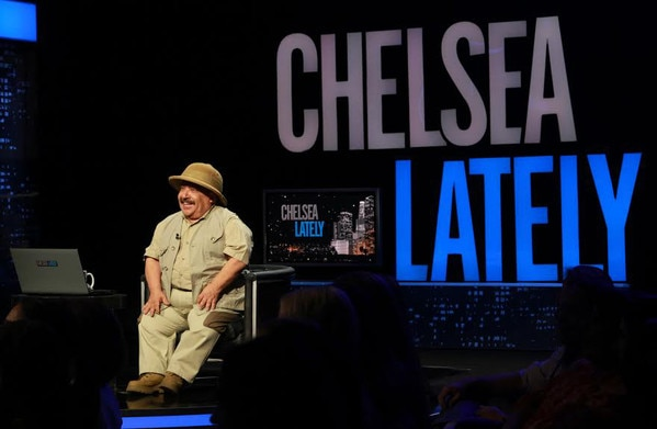 Chelsea Lately Weekly Round-Up 3/10