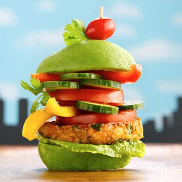 St. Patrick's Day, Veggie Burger