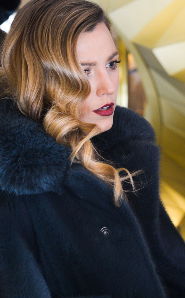 Blake Lively, Ombre Lips