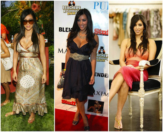 Kim Kardashian, meu passado me condena