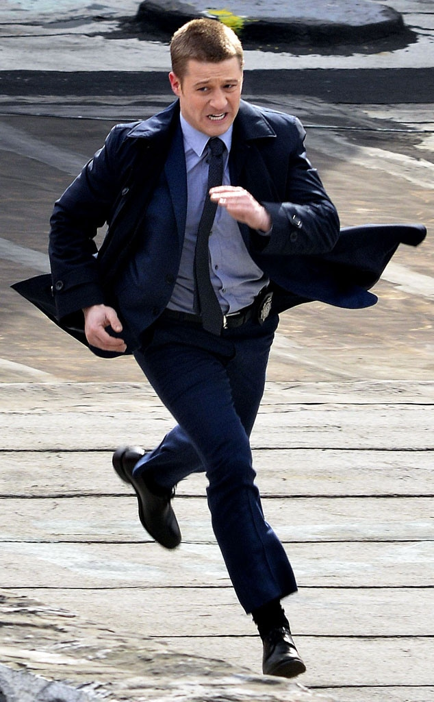 Ben McKenzie, Gotham, Batman