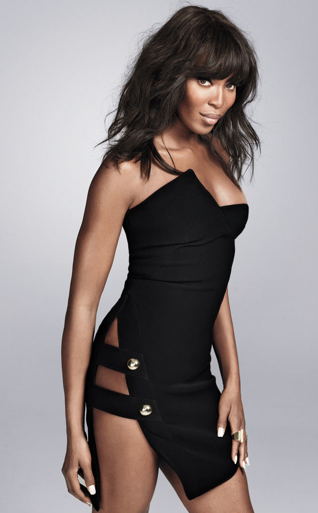 Naomi Campbell, Shape Magazine
