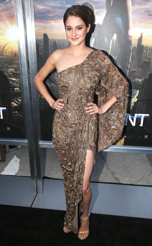 Shailene Woodley, Divergent