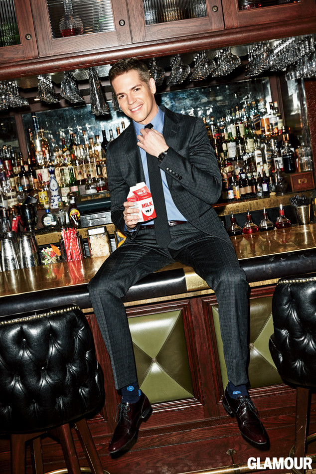 Jason Kennedy, Glamour Magazine