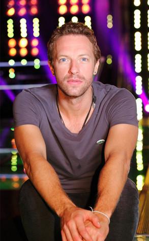 Chris Martin, The Voice