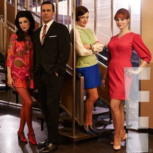 Mad Men First Look: Megan, Betty and Sally's New '70s