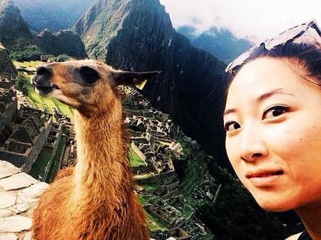 Mejores lugares para selfies