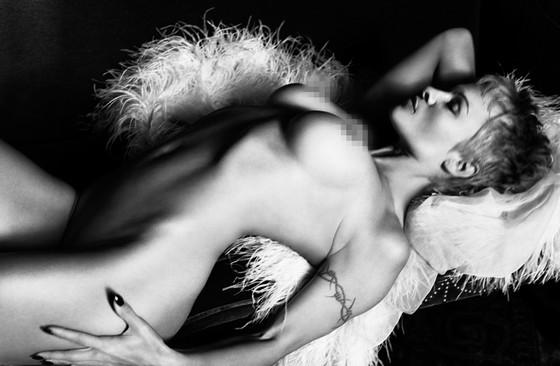 Pamela Anderson, Purple Magazine