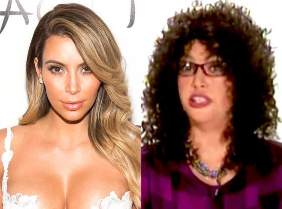 Kim Kardashian, Celebrities Undercover
