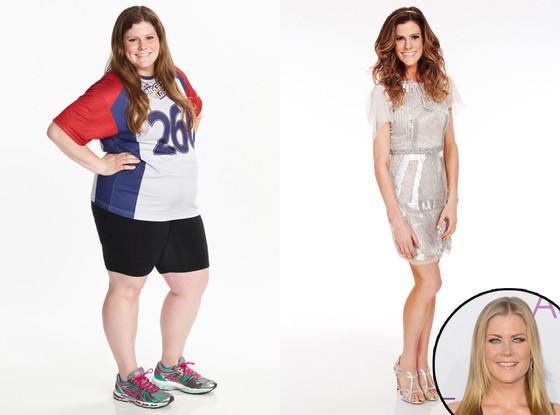 Rachel Frederickson, Biggest Loser, Alison Sweeney
