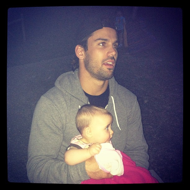 13 Reasons Eric Decker Will Make a Great Dad
