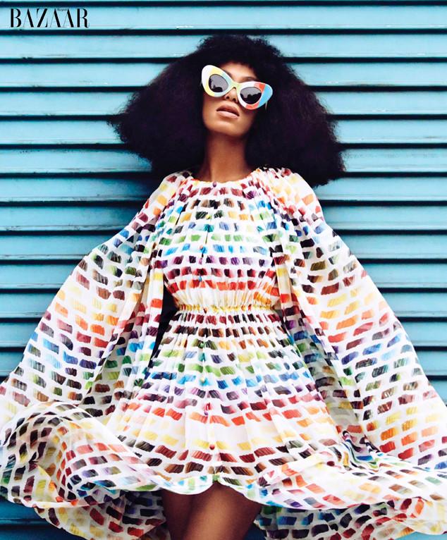 Solange Knowles, Harper's BAZAAR's