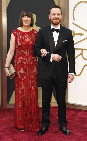 Michael Fassbender, Oscars 2014