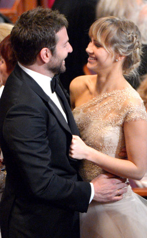 Bradley Cooper, Suki Waterhouse, Oscars