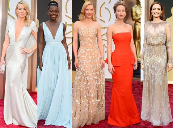 Best Dressed Oscars