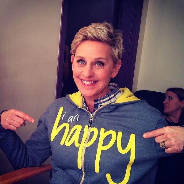 Ellen DeGeneres, Twitter, Oscars