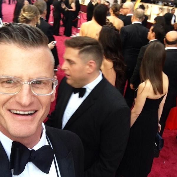 Marc Malkin, Oscars, Instagram