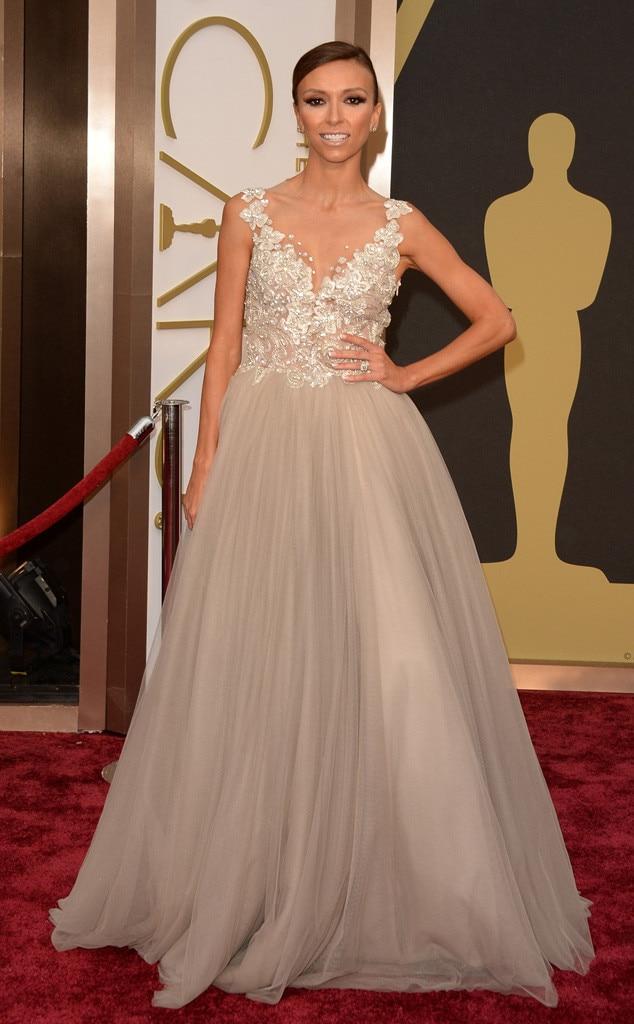 Giuliana Rancic, Oscars