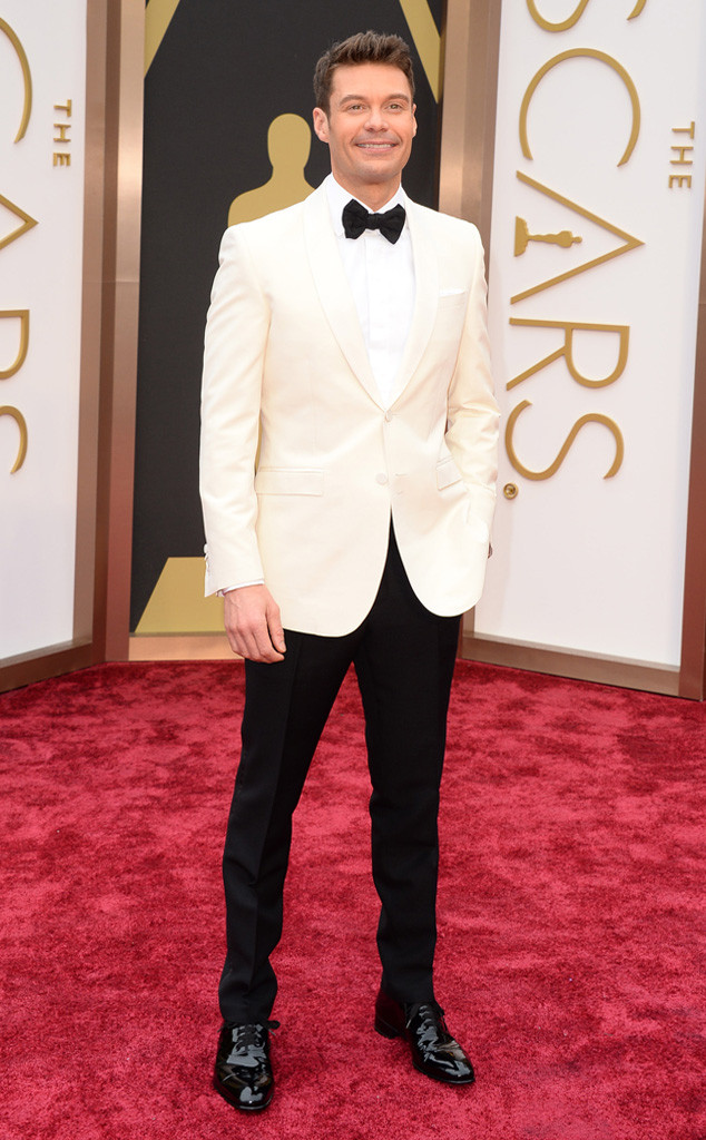 Ryan Seacrest, Oscars