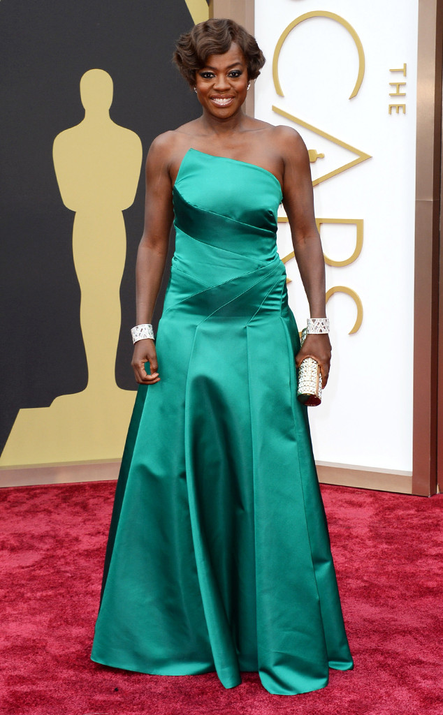 Viola Davis, Oscars