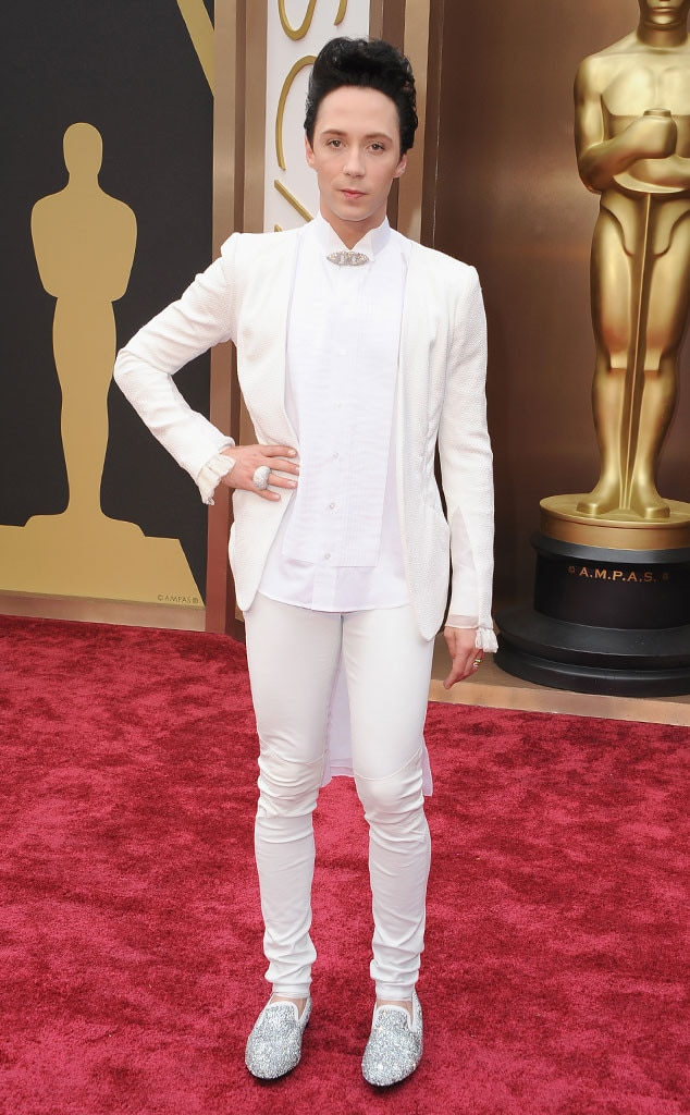 Johnny Weir, Oscars