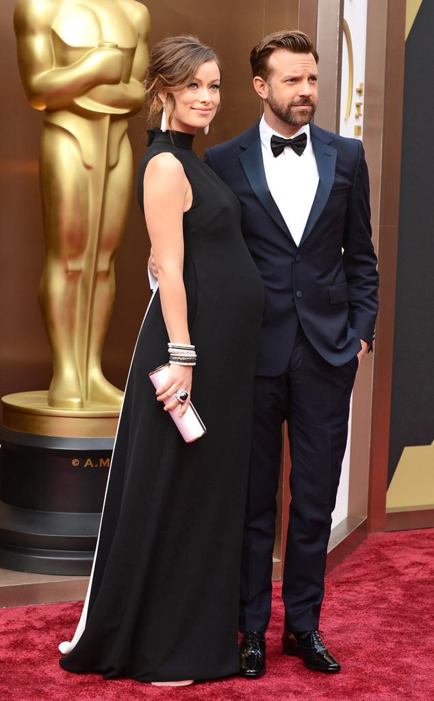 Olivia Wilde, Jason Sudeikis, Oscars