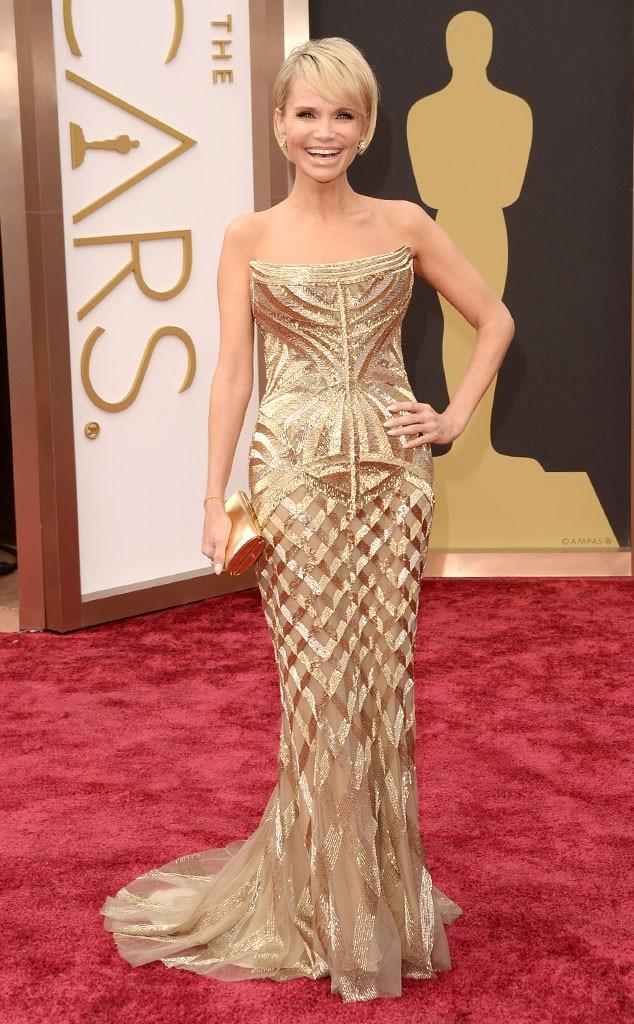 Kristin Chenoweth, Oscars