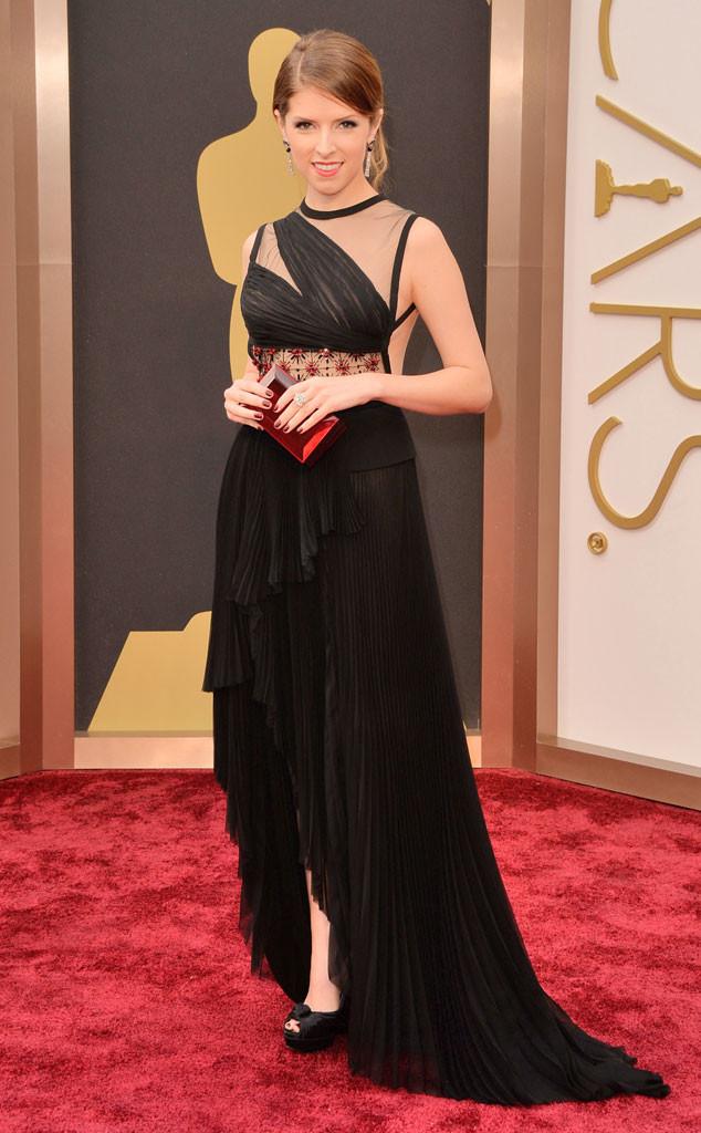 Anna Kendrick, Oscars 2014
