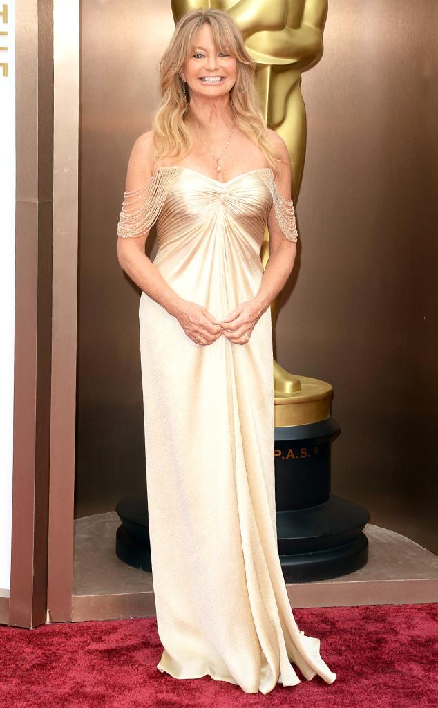 Goldie Hawn, Oscars