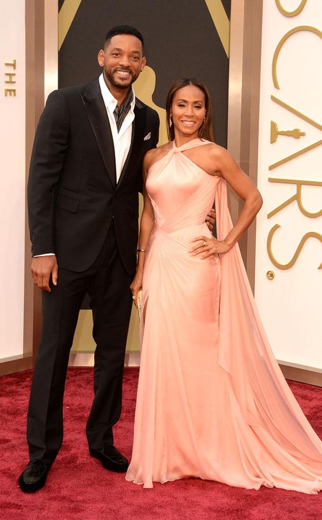 Will Smith, Jada Pinkett Smith, Oscars Chic