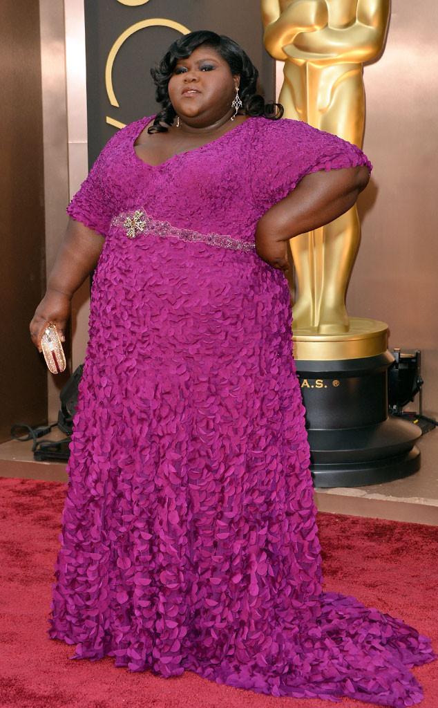 Gabourey Sidibe, Oscars 2014
