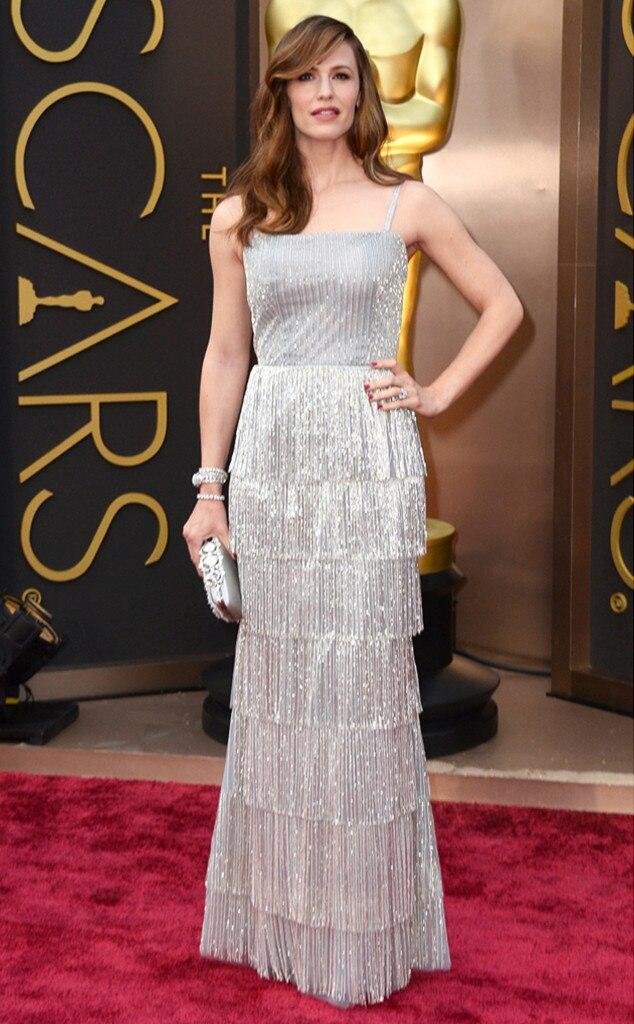 Jennifer Garner, Oscars, Oscar de la Renta