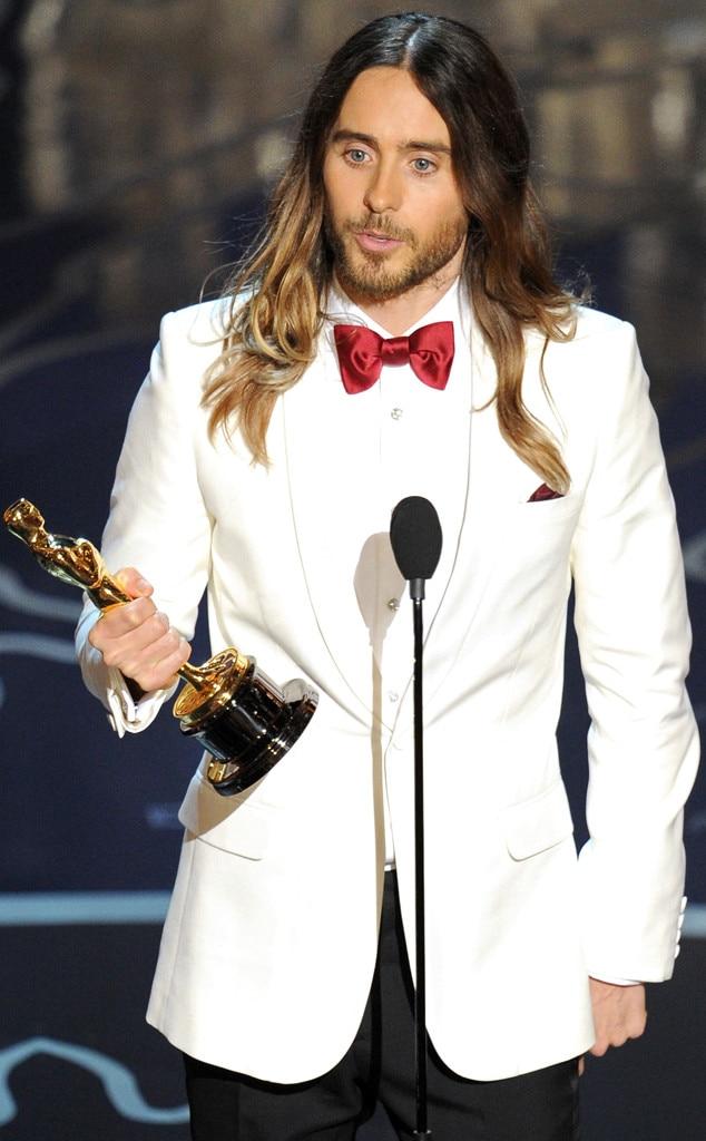 Jared Leto, Oscars, Winners