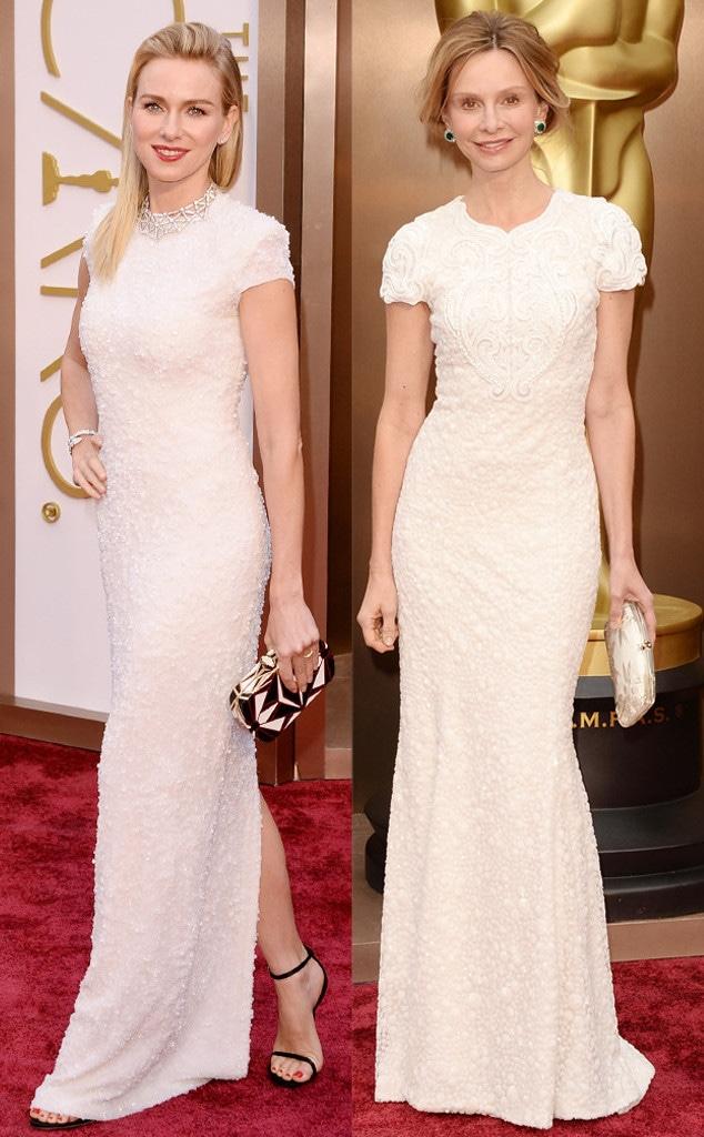 Naomi Watts, Calista Flockhart, Oscars