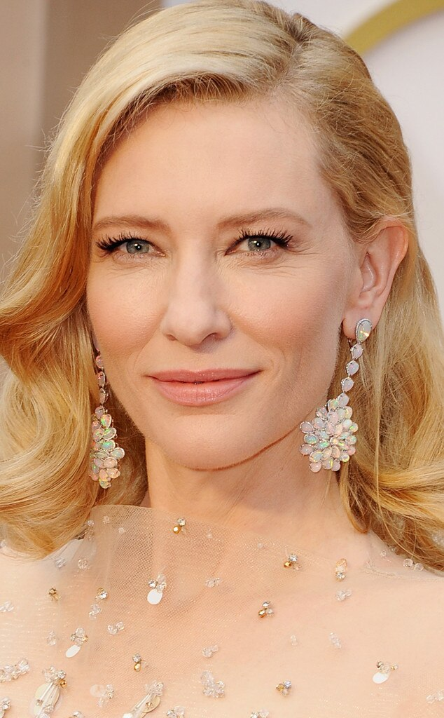 Cate Blanchett, Best Accessories, Oscars