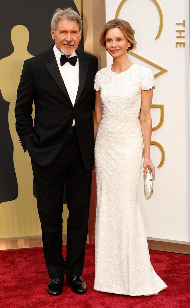 Harrison Ford, Calista Flockhart, Oscars