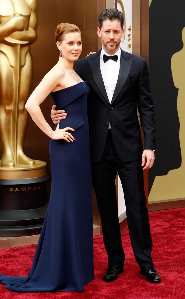 Amy Adams, Darren Le Gallo, Oscars