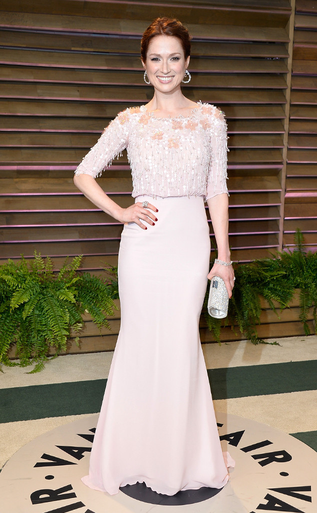 Ellie Kemper, Vanity Fair Oscar Party