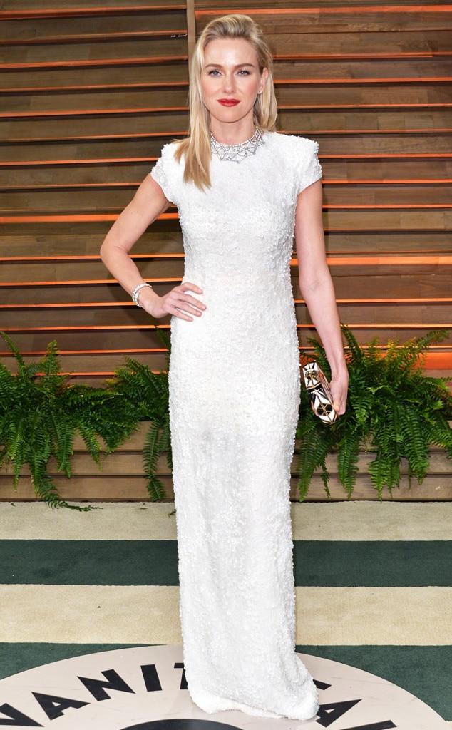 Naomi Watts, Vanity Fair Oscar Party
