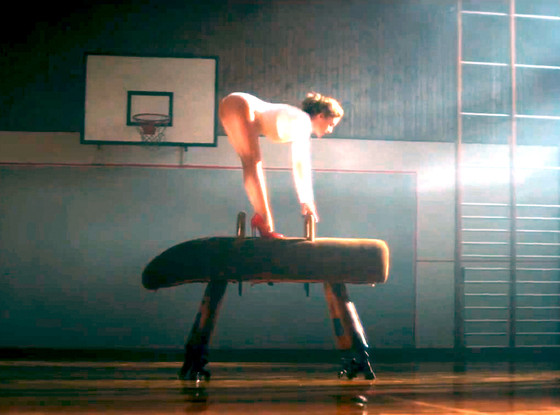 Kylie Minogue, Sexercize Video