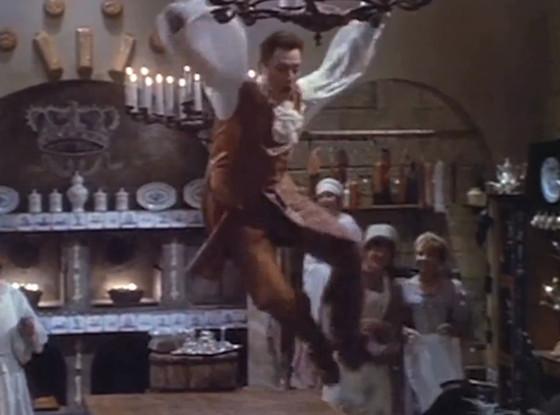 Christopher Walken, Dancing