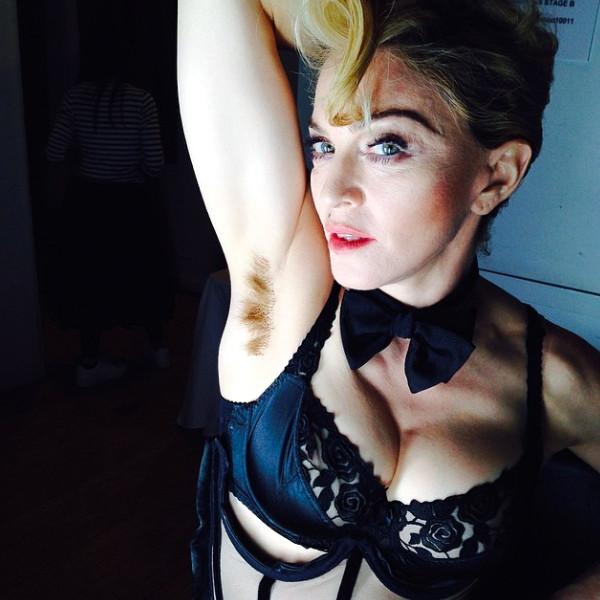 Madonna, Instgram