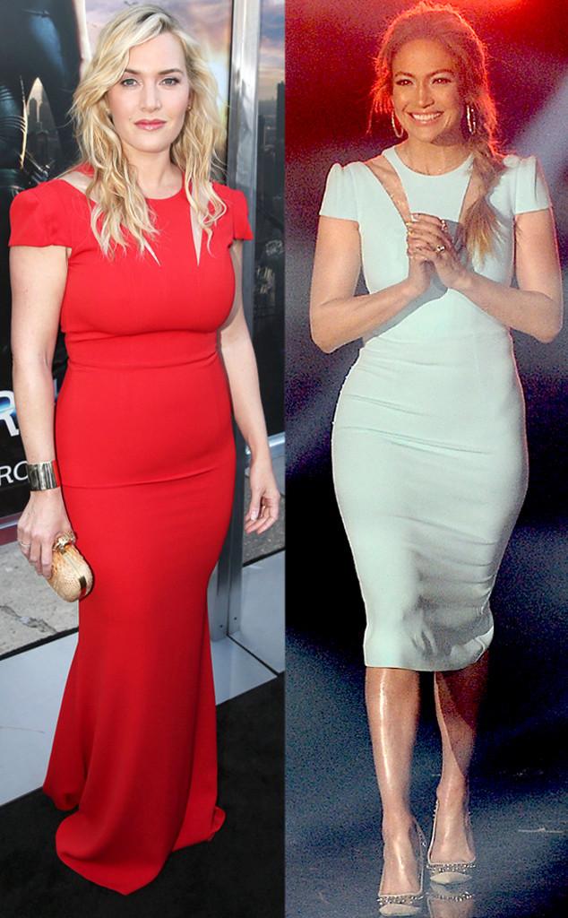 Kate Winslet, Jennifer Lopez