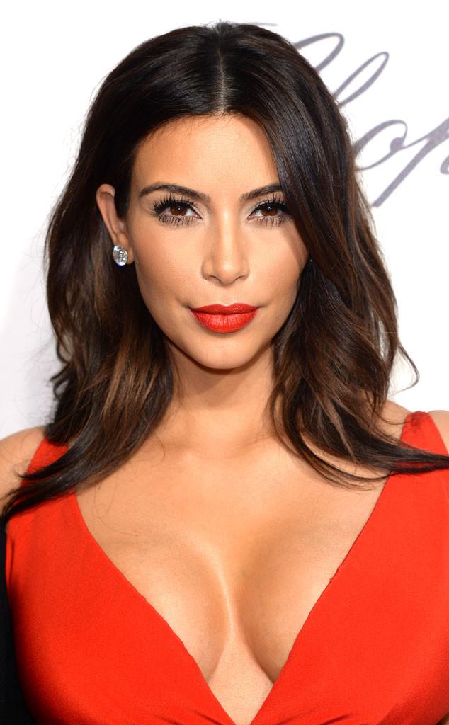 Kim Kardashian, Lipstick
