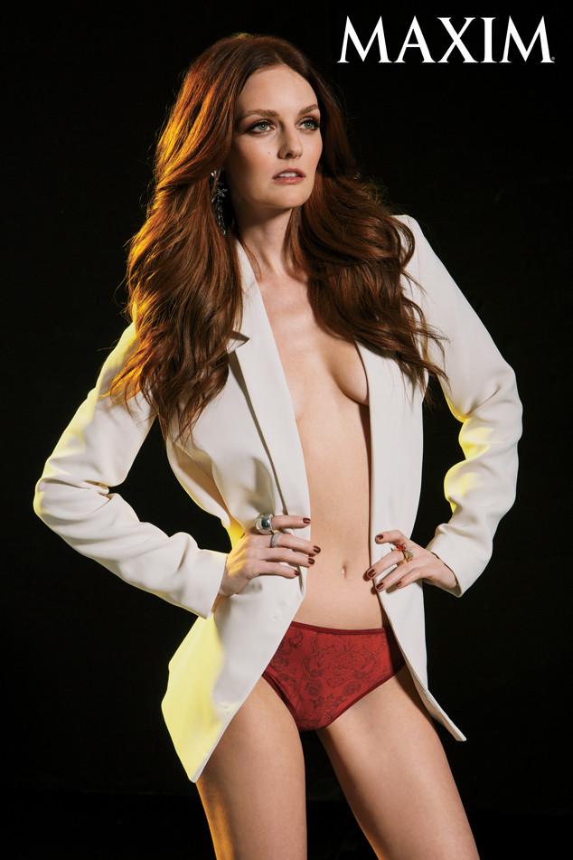 Lydia Hearst, Maxim Magazine