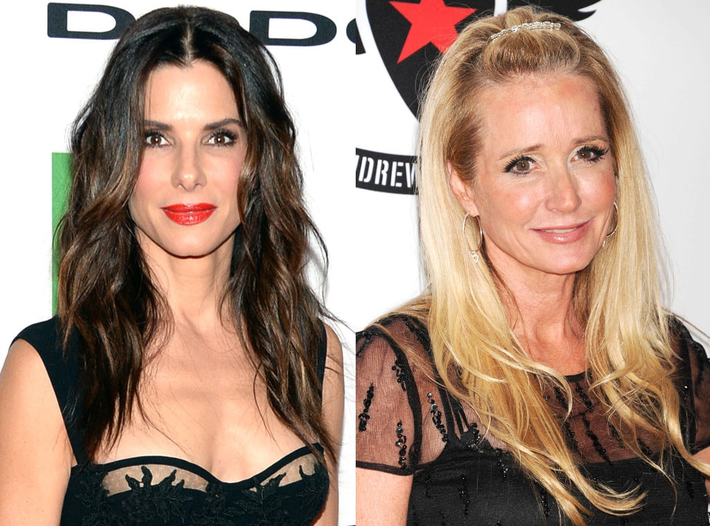 Sandra Bullock, Kim Richards