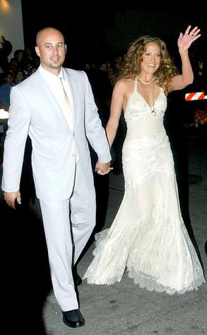 Jennifer Lopez, Cris Judd, Divorce