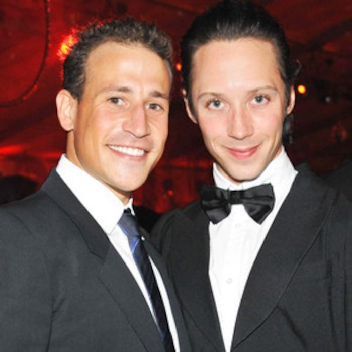 c03710b31627 Johnny Weir Divorce  Skater and Ex Victor Voronov Fight Over 55 ...